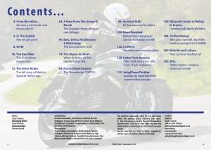 TRD 189 Contents