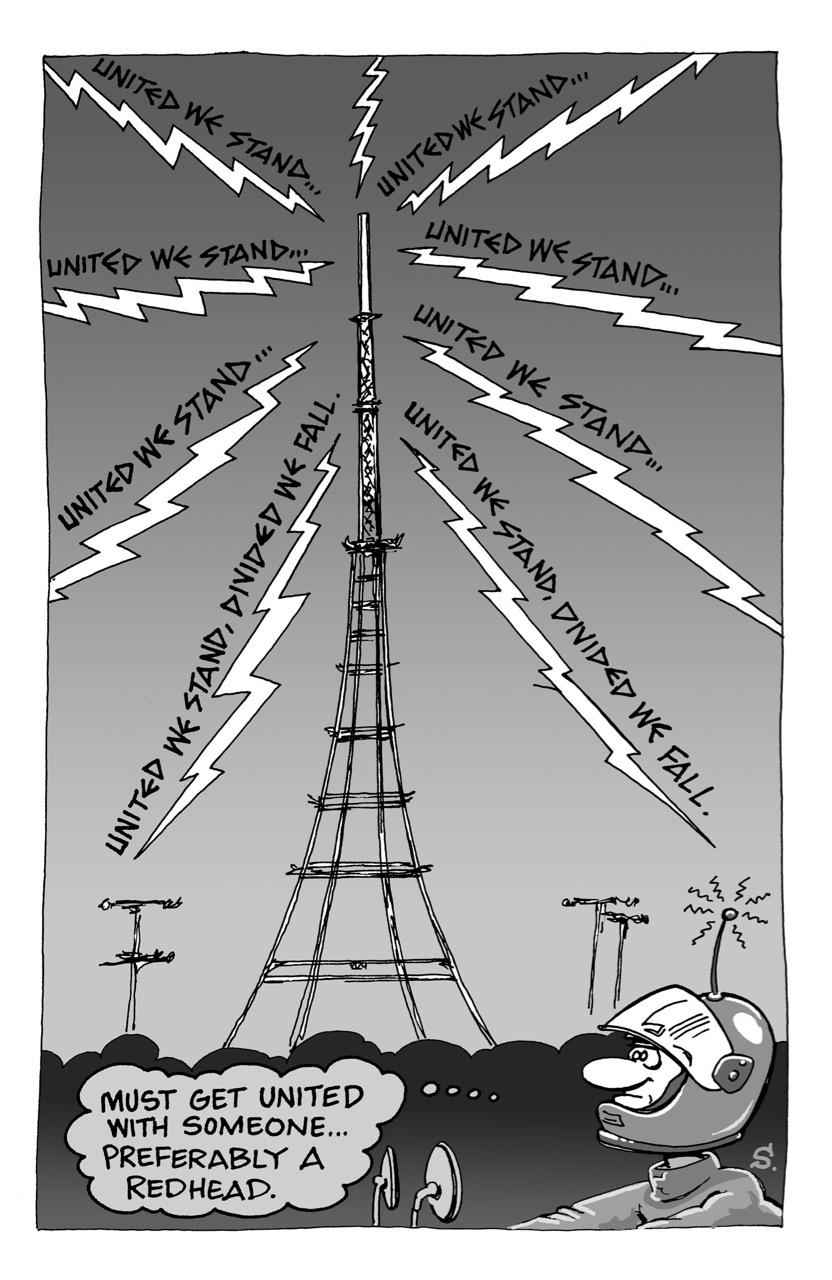 11 mast